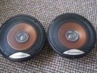 Pioneer 120 watt speakers