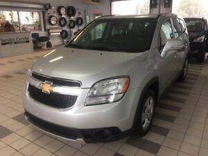 2014 Chevrolet Orlando LT 7 PASSAGERS EXCELLENTE CONDITION