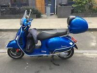 Vespa GTS 300 Super ABS ASR ** Mint Condition **