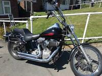 2006 Harley Davidson softail 1450cc
