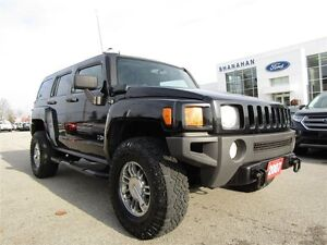 2007 Hummer H3 3.7L | LEATHER | SUN ROOF |