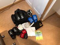 Full Martial Arts kit (AEGIS) - almost NEW