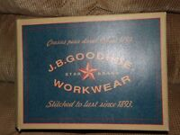 JB Goodhue, Work Boots