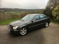 MERCEDES BENZ C270 CDI Avantagarde - Two Former Keepers - Full Service History - MOT to 10/07/2017