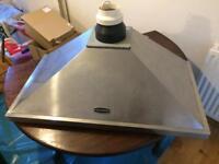 Rangemaster 90cm cooker hood extractor fan