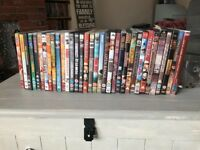 35+ DVDs for sale