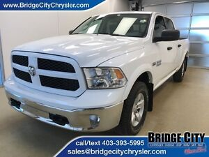 2016 Ram 1500 Outdoorsman Package- Backup Cam and LT Tires!