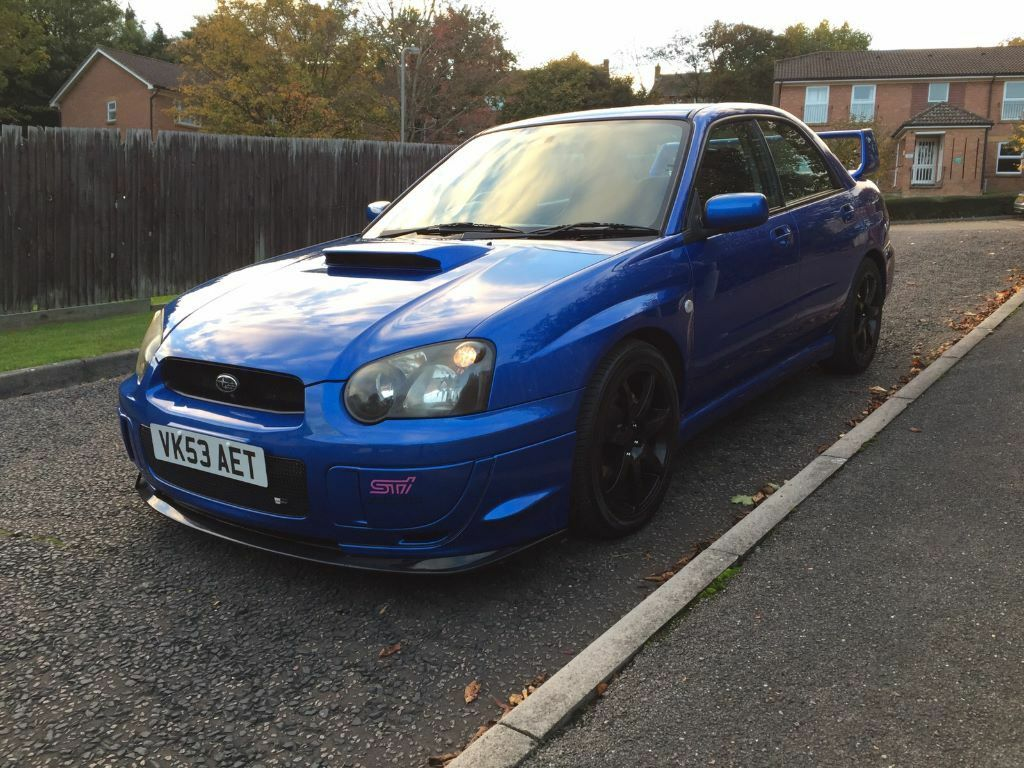 2003 subaru impreza wrx sti bits 354 bhp dyno modified vf35 turbo remapped in high wycombe. Black Bedroom Furniture Sets. Home Design Ideas