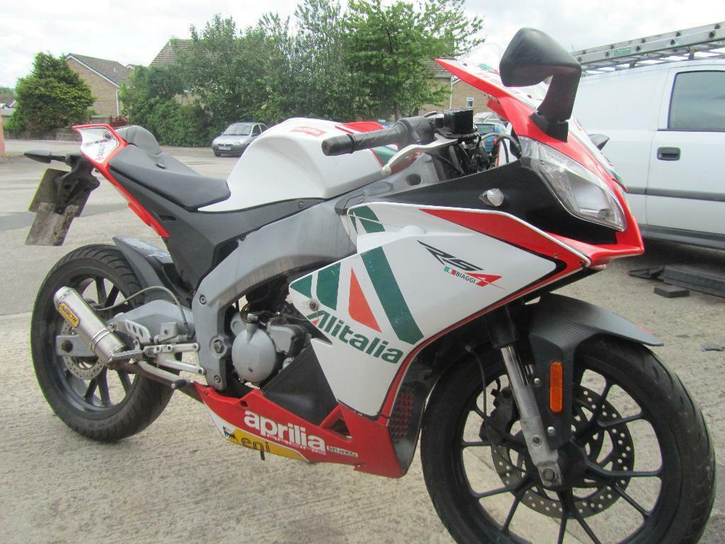 aprilia rs4 50cc ride or do up in silsden west yorkshire gumtree. Black Bedroom Furniture Sets. Home Design Ideas