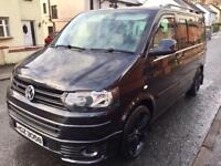 Volkswagen caravelle 2.5 174 bhp Automatic Highline