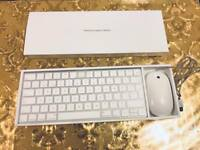 New Genuine Apple Magic Keyboard & Mouse