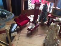 Dolls house furniture 1:12
