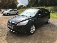 **FORD FOCUS 1.6 TDCi DPF STYLE 5DR** - Good condition - Lady owner - 77K Miles