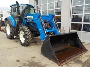2016 New Holland T4.90 Location/lease $984.00 +taxes