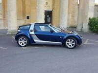 Smart Roadster coupe - Blue