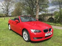 BMW 320 DIESEL SE CONVERTIBLE COUPE