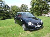 Volkswagen Lupo 1.4 16v V/reg 56k new mot 9 stamps in book 2 owner car