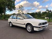 1990 H BMW 318i TOURING WHITE + 204K + 8 OWNER + CLASSIC E30 + WHITE + CLEAN (325i,m3,m5,rs4,s3,330)