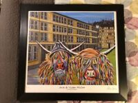 LIMITED EDITION Steven Brown Art - Jack and Victor McCoo