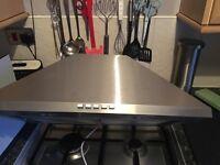 Brand new Indesit cooker hoods
