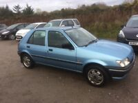 Ford Fiesta mrk3 1.1 5door excellent condition for age very rare now 1year mot full service history