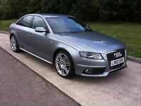 2011 Audi A4 Saloon 2.0 TDI S Line Special Edition 4dr