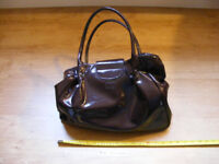 Brown Lulu Guinness bag. Never used
