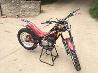Repsol Montesa trials bike