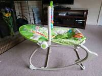 Baby bouncer chair (Fisher Price)
