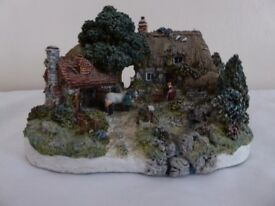 Very Collectable Rural Village Scene