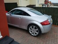Audi tt bam 225bhp real nice car no px golf gti saab astra vxr sri mr2 bmw a3 a4 rs