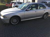 FULL SERVICE HISTORY BMW 5 SERIES SEMI-AUTO £995 ONO