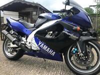 1997 Yamaha thunderace