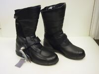 NEW WEISE 'VENTOUX' LEATHER BOOTS 100% WATERPROOF VARIOUS SIZES 451