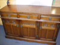 'OLD CHARM' BRAND SIDEBOARD