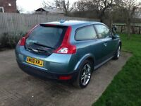 Volvo C30 2.0 D SE Lux 2dr. Great condition, 12 months MOT, Full service history, HPI Clear