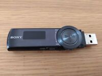 Sony mp3 player 2GB