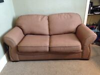 Double Sofa Bed - Used thrice!