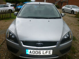Ford Focus Zetec Automatic 2006 3dr