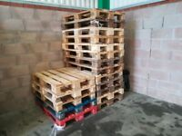 18 euro pallets make your own furniture