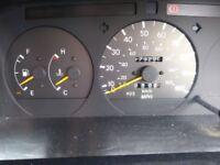 Toyota Hiace 2.4 diesel van