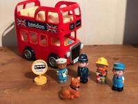 Early Learning Centre London play bus . .