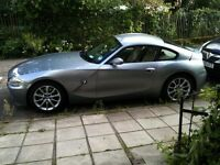 BMW Z4 SiSE 3litre Coupe 2006
