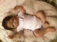 Reborn baby girl Grace