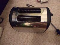 Breville Two-Slice Chrome Toaster