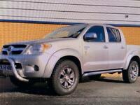 Toyota Hilux 2.5D4D Invincible Double Cab