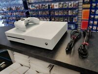 Xbox One S Console 500GB - 12 Month Warranty - Bundles Available