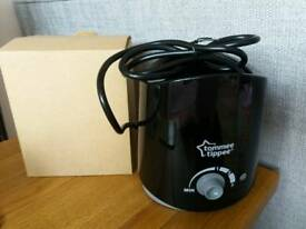 New tommee tippee electric bottle warmer