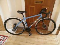 49cm Kona Sutra touring bicycle- Dedacciai steel frame