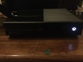 XBOX ONE PERFECT CONDITION £120